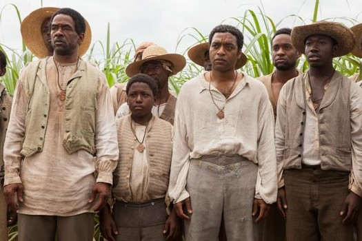 12 Years A Slave - opening shot