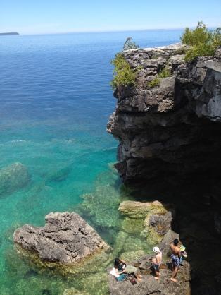 Tobermory grotto