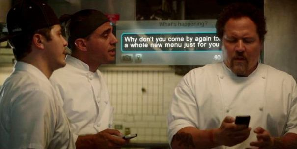 Chef twitter