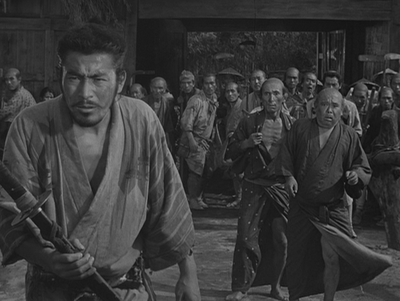 Print Page - Which of the seven samurai do you favor?