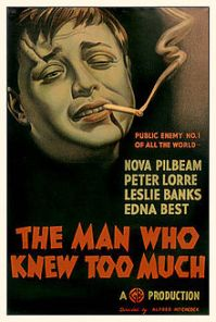 The Man Who Knew Too Much (Alfred Hitchcock - 1934)