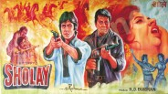 Sholay (Ramesh Sippy - 1975)