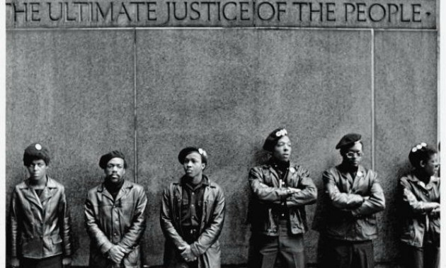 Black Panthers - Vanguard of the Revolution